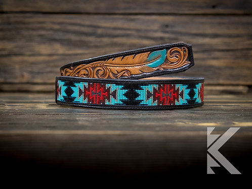 Dakota SB Feather Belt