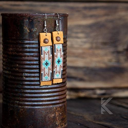 Maysen Chevron Earrings