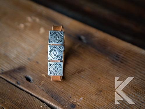 Taos Concho Bracelet
