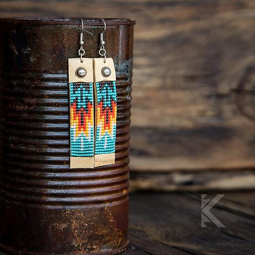 Sertoma SW Earrings