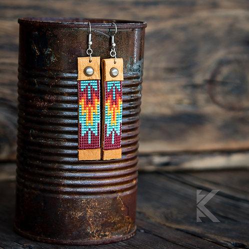 Bourdeaux SW Earrings