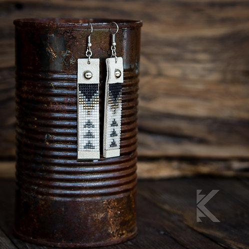 Salt Creek Arrowhead Earrings
