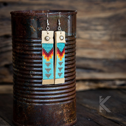 Sertoma Arrowhead Earrings