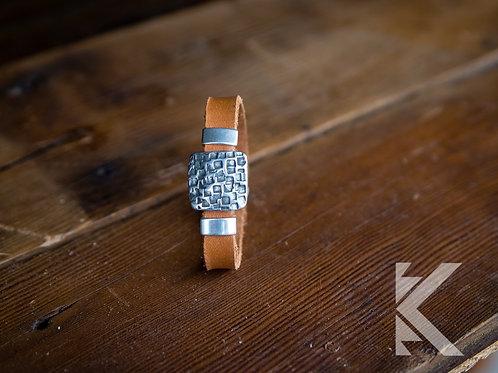 West Silver Bracelet