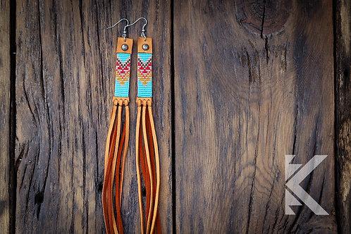 Cheyenne Arrowhead Earrings