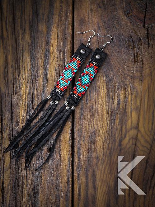 Dakota Kilim Earrings