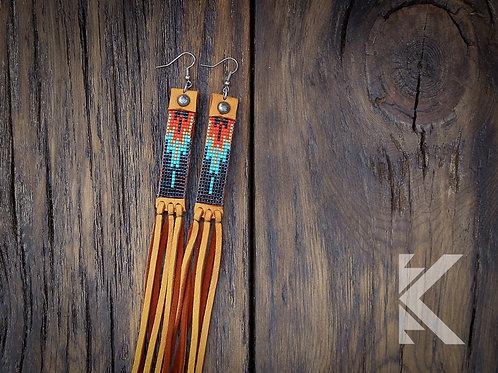 Southwest Ridge Earrings