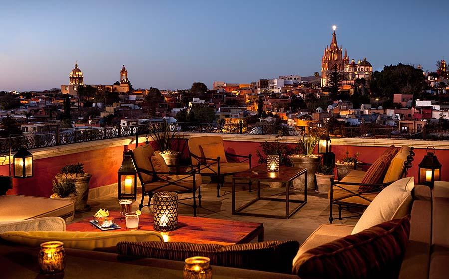 Luna Rooftop Tapas Bar