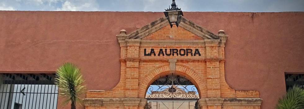 Fábrica La Aurora