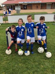 Mill Park Soccer Club Academy