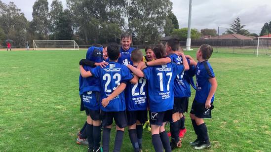 Mill Park Soccer Club Under 12 Round 3
