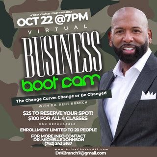 Virtual Business Bootcamp: The Change Curve
