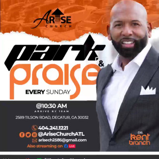 Park and Praise October