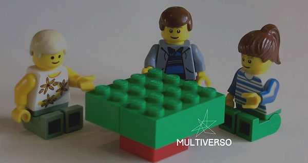 Multiverso - Design Thinking - Lego Serious Play - Consultoria