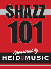 Shazz 101 Graphic