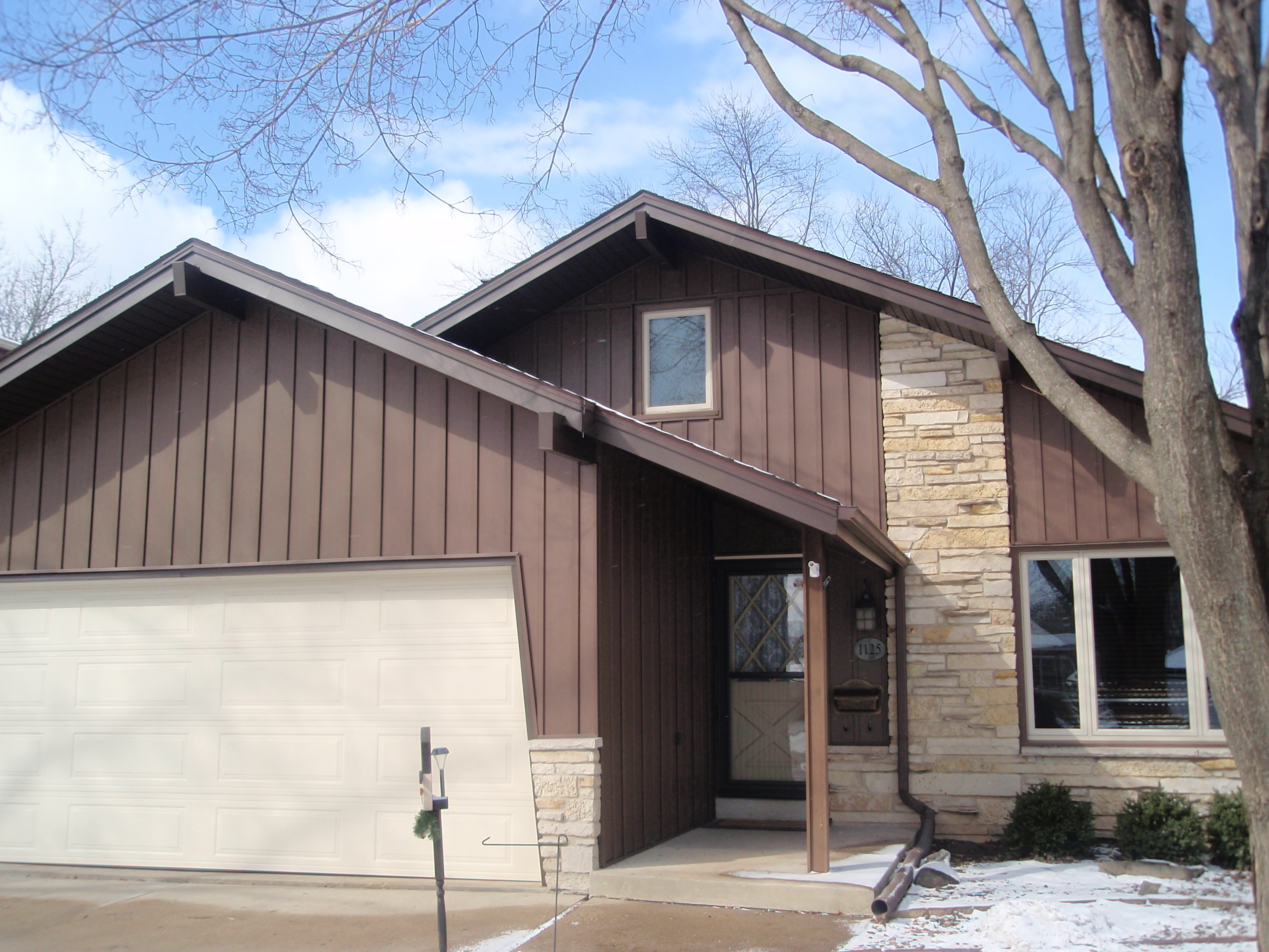 West Allis Siding Installation