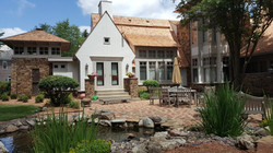 Cedar Shingle installation