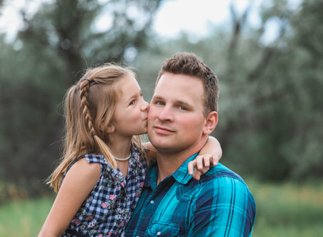 The Henke Family | Montana Portrait Photographer