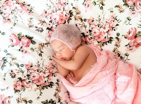 Baby Keeley | Montana Portrait Photographer