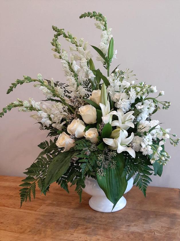 Light Beauty Vase
