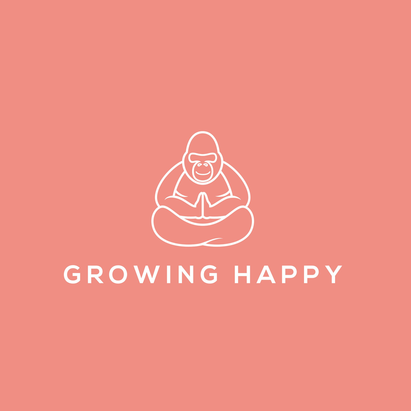 Image result for growing happy logo