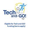 Tech-and-GO! Logo