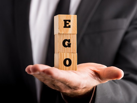 Does God Have An Ego?