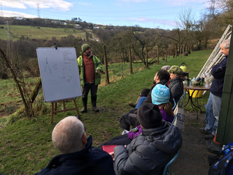The art and science of pruning... (Mark Simmonds masterclass 2018)
