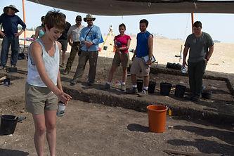 archaeological orientation