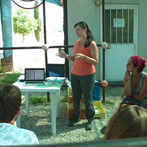 2016 Fellow Dig Blog at  Gabii Project (Italy)