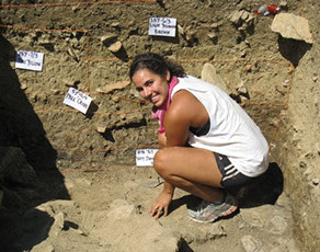 Alyssa Friedman, 2011 Fellow Dig Blog at Poggio Civitate Excavation Project, Italy