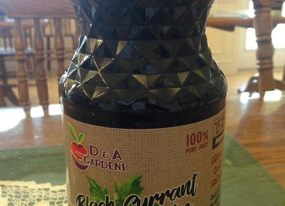 100% Juice - Black Current or Tart Cherry