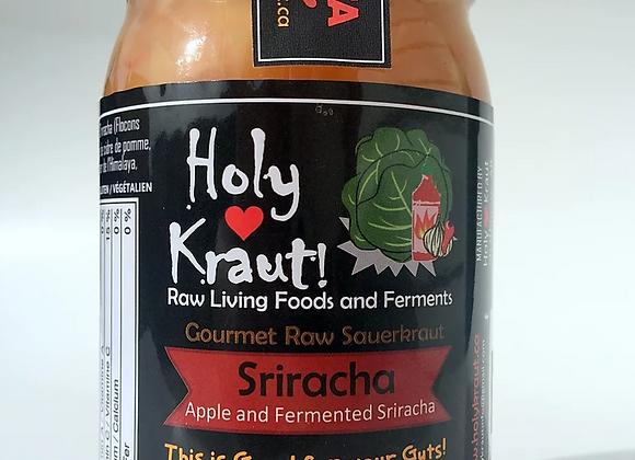 Sriracha Sauerkraut