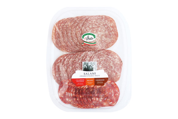 Charcuterie Package - Calabrese/Milano/ Ungherese