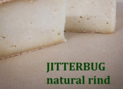 Jitterbug Goat Cheese - 150 grams