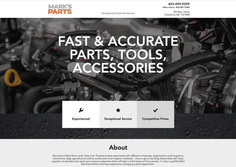 Mark's Parts