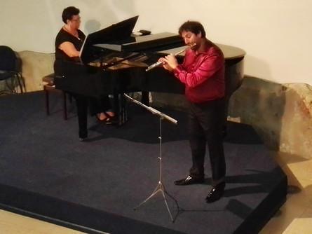 Alessandro Crosta e Nadia Testa