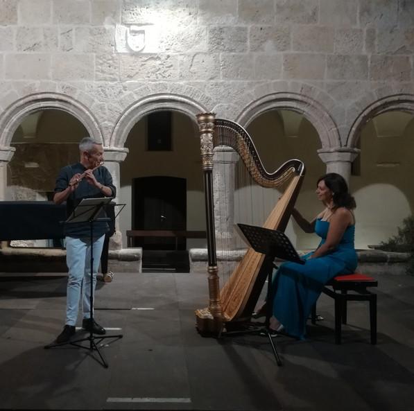 Enrico Di Felice e Cristina Greco