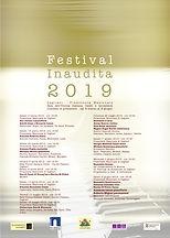 Festival Inaudita 2019 - spring