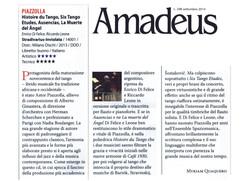 Recensione Amadeus