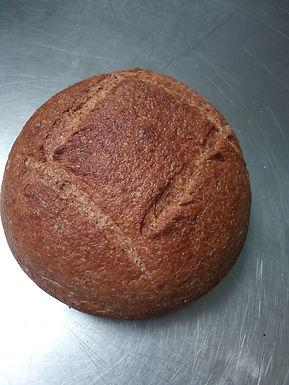 Wholemeal sour dough