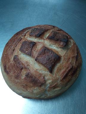 White milk bread
