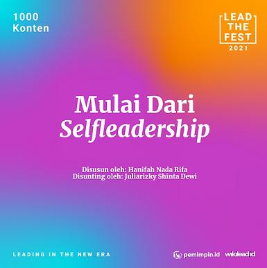 Mulai Dari Selfleadership