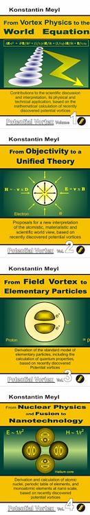 Potential Vortex volume 1 - 4