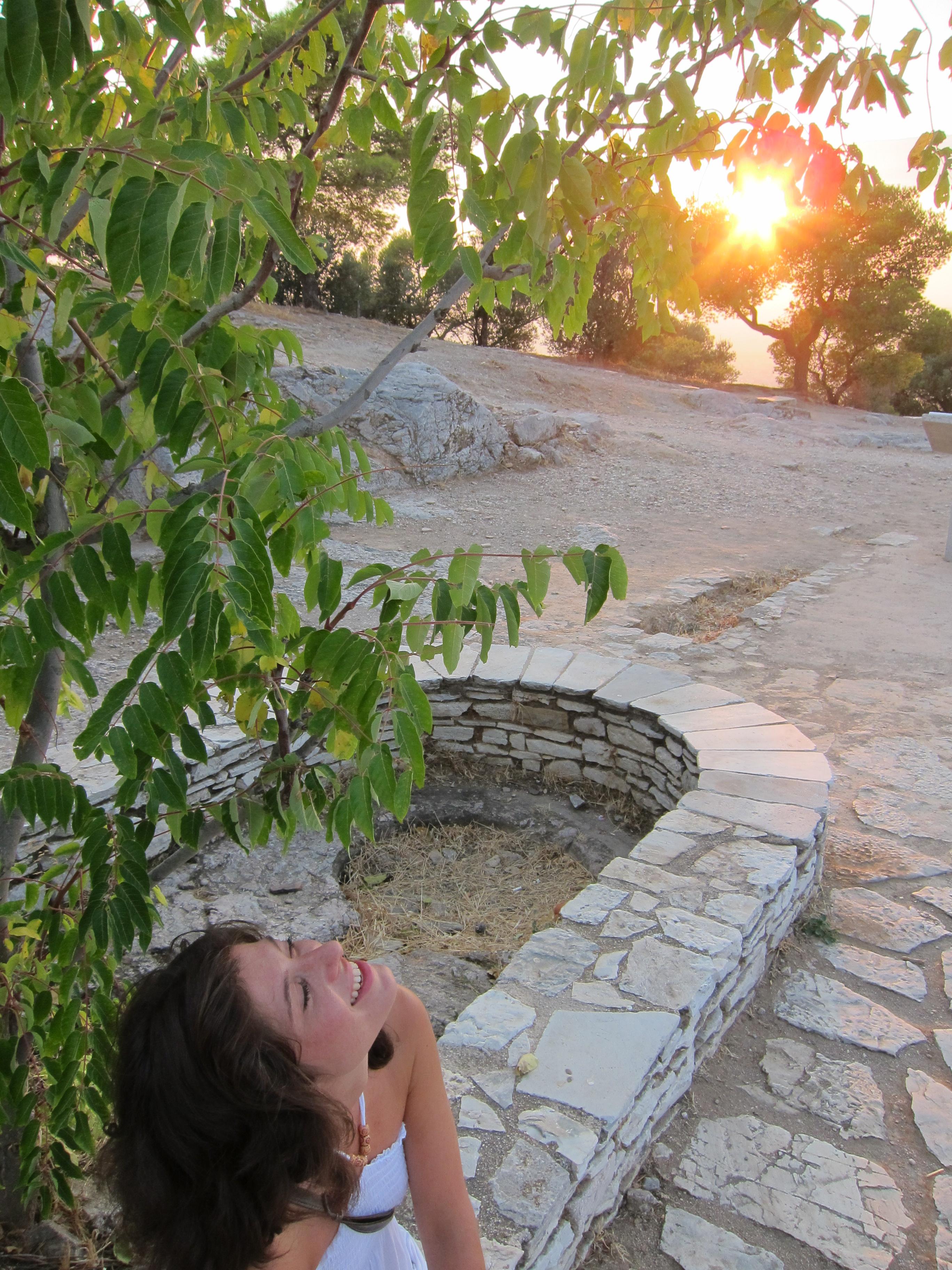 Greece & me