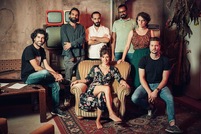 Syriab Photo by Anton Tal