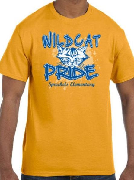 """T-Shirt """"Wildcat Pride"""""""