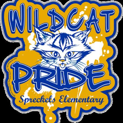 Wildcat Pride Magnet