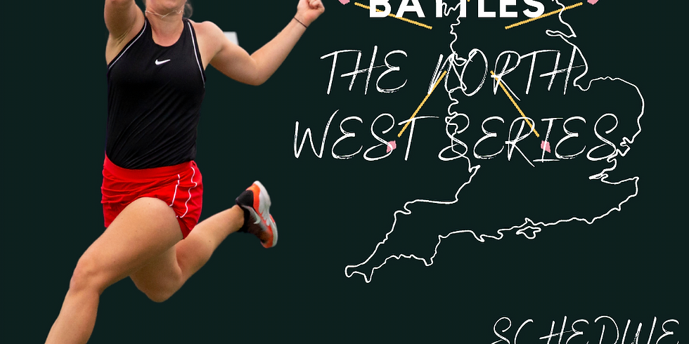 Progress Tour Battles - The North-West Series presented by We Do Tennis II