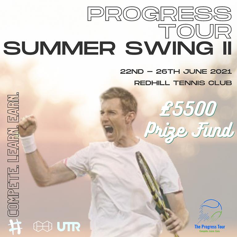Progress Tour Summer Swing II - Redhill LTC